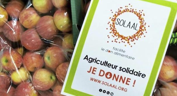 Solaal contre le gaspillage alimentaire