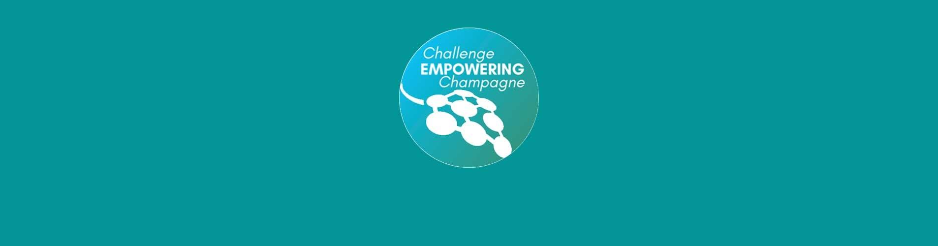 challenge empowering champagne