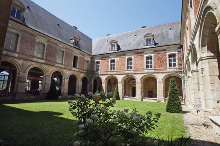 abbaye saint michel le cloitre fxdessirier () ()