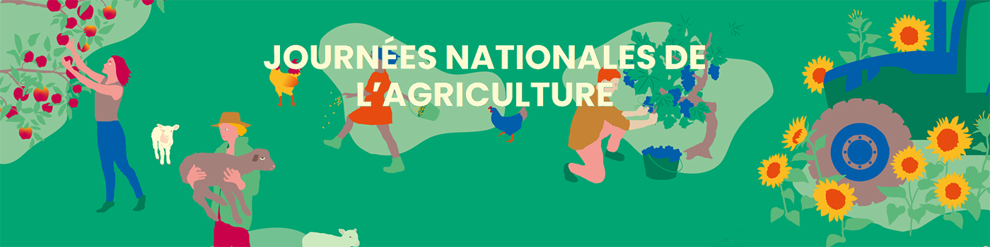 journees nationales agriculture  banniere