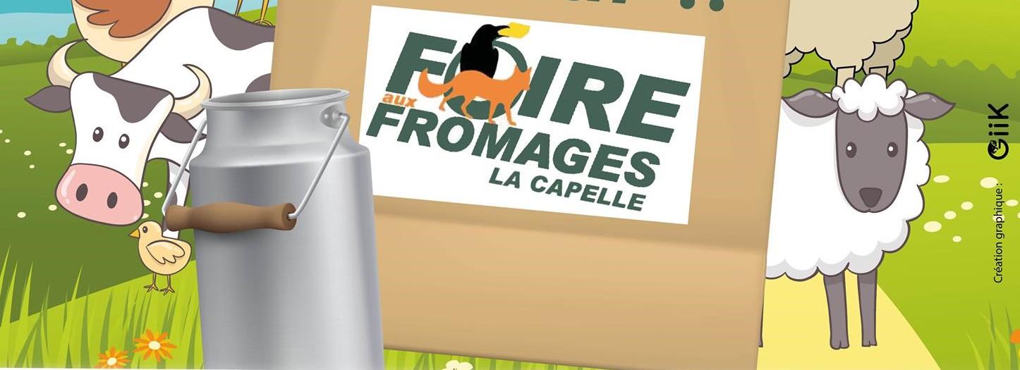 Photo Foire de La Capelle