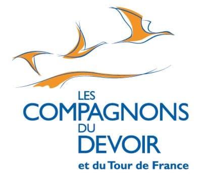 Logo Compagnons du Devoir et du Tour de France