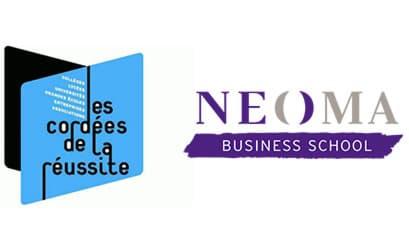 Logos Cordées de la Réussite - Neoma Business School
